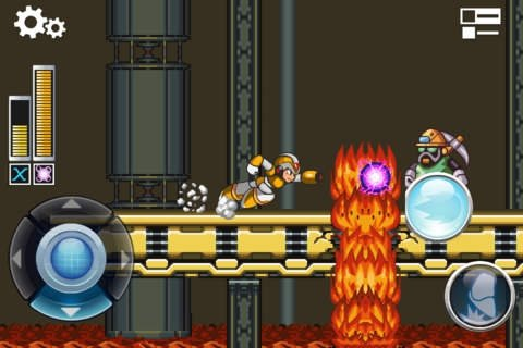 Mega Man X - Download for iPhone Free