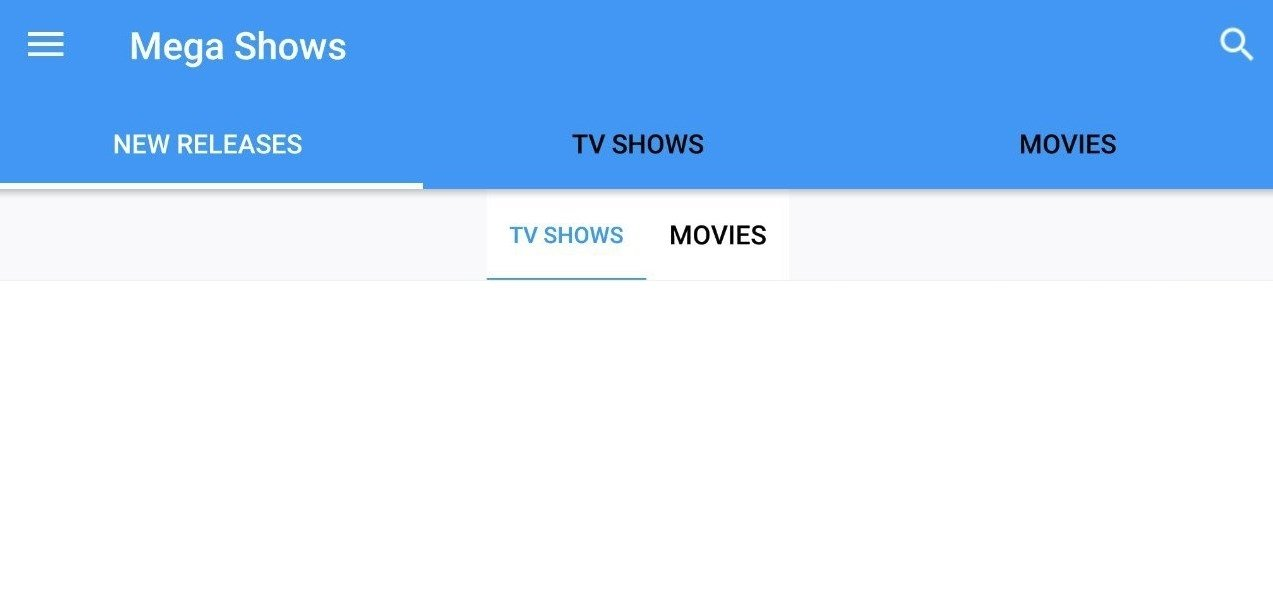 Mega Shows 10 0 - Download for Android APK Free