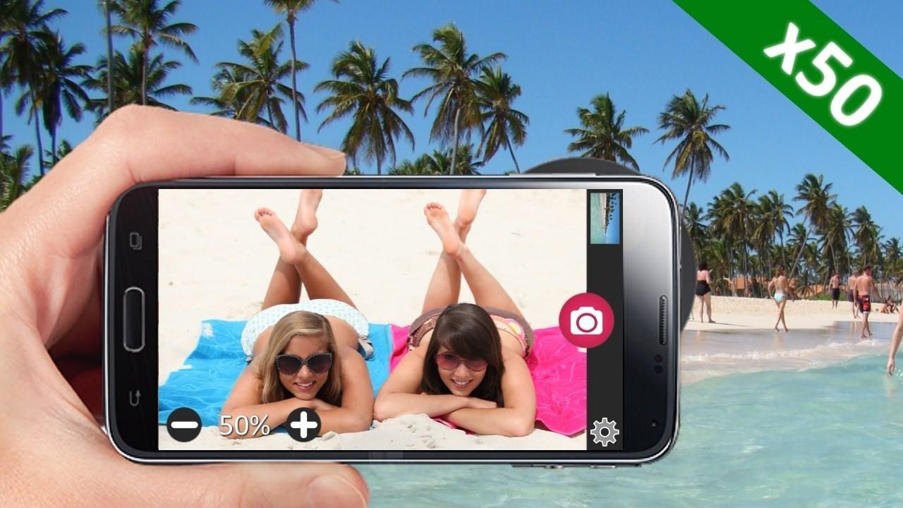 Mega Zoom Camera Android image 3