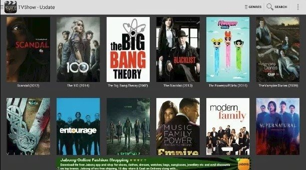 mega box movie app