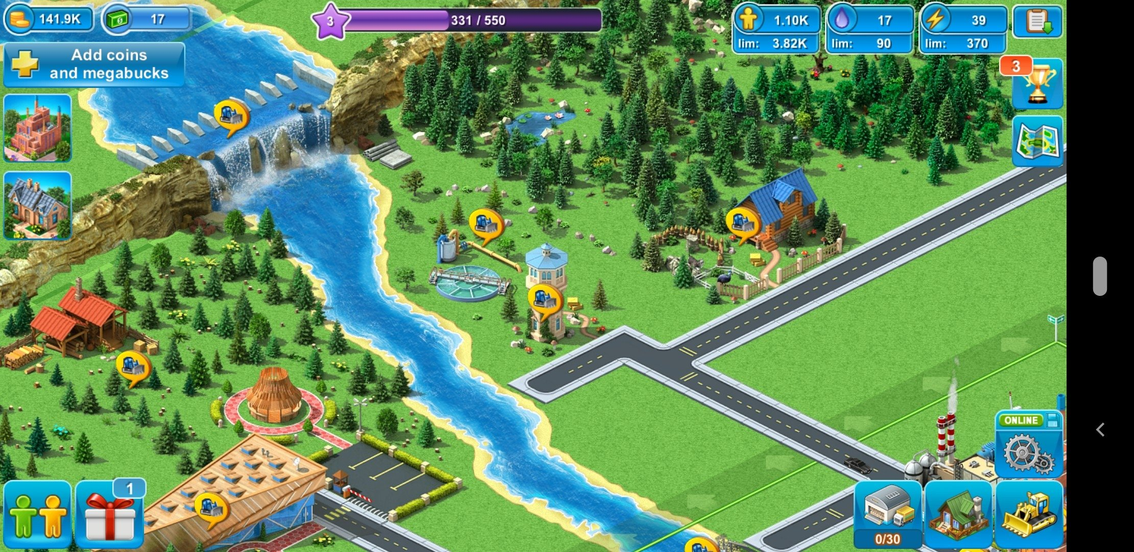 Megapolis Android image 5