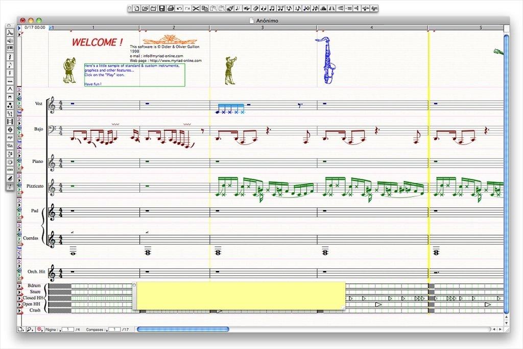 melody assistant myriad