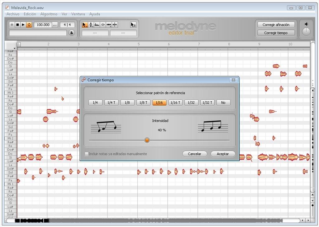 Download Melodyne (2.1.2 Editor) - Scaricare Gratis