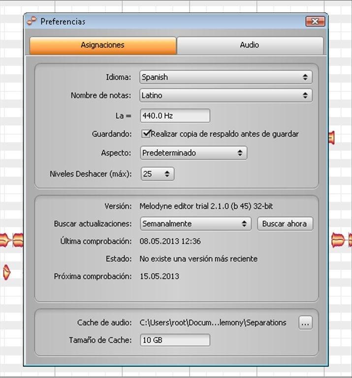 Melodyne 2.1.2 Editor - Descargar para PC Gratis