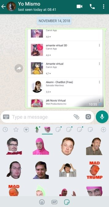 Meme Stickers For Whatsapp 1 0 5 Download Fur Android Apk
