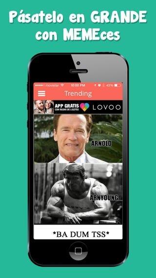MEMEces iPhone image 5