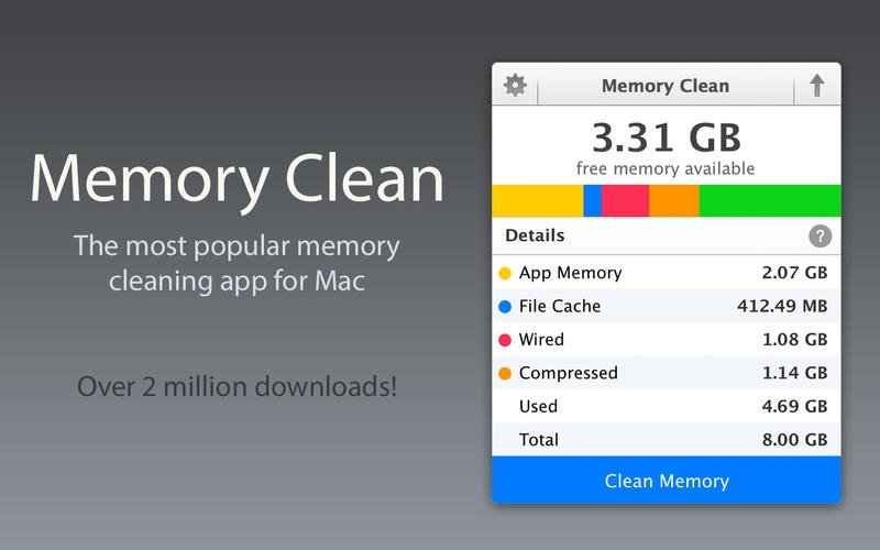 Memory Clean Mac image 4