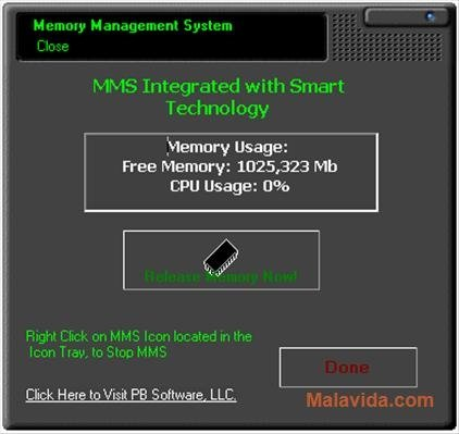 Memory Management System image 2