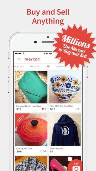 Mercari iPhone image 5