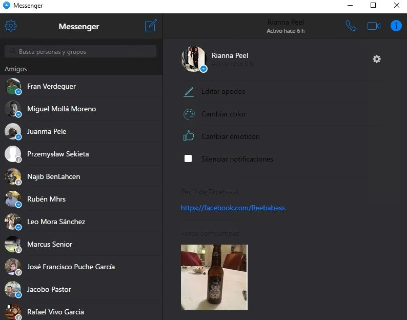 telecharger messenger sur windows 10