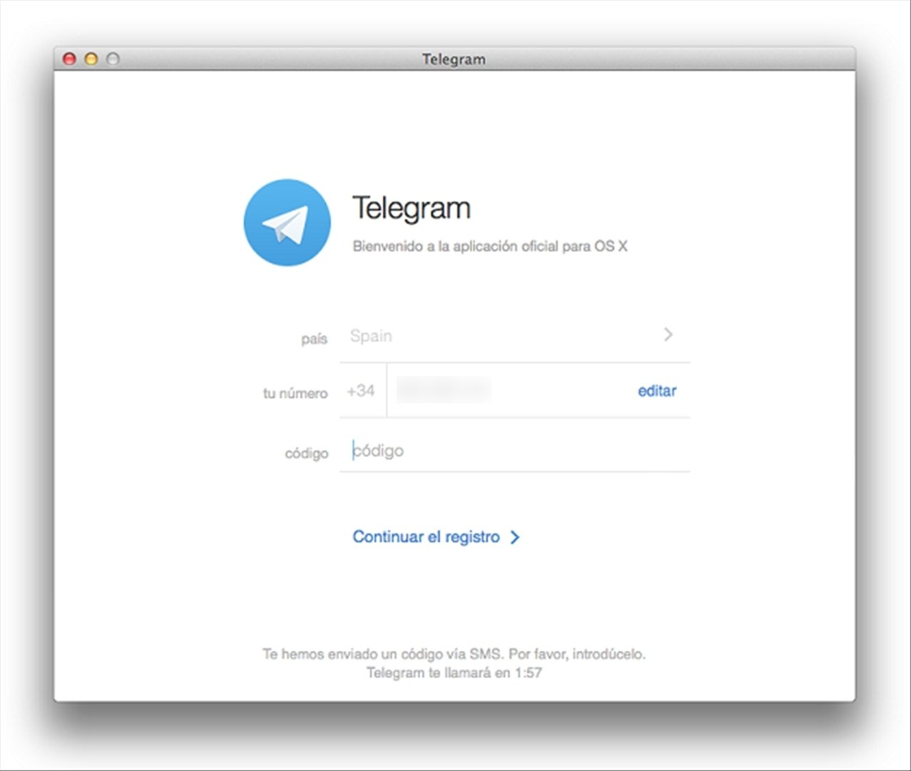 Messenger for Telegram Mac image 5