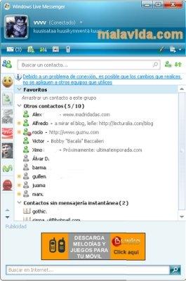 messenger 8.5 gratis