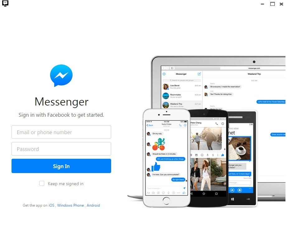 MessengerTime image 6