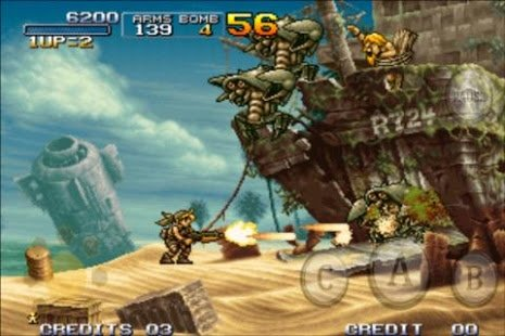 Metal Slug Android image 6