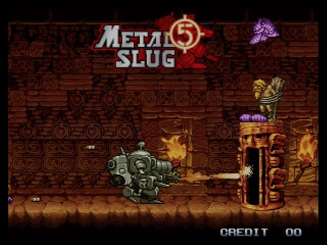 metal slug 7 pc sur 01net