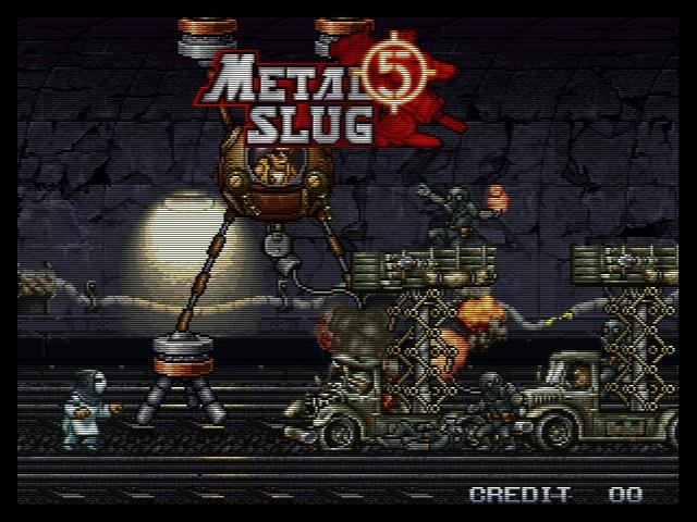 metal slug 3 pc gratuit 01net