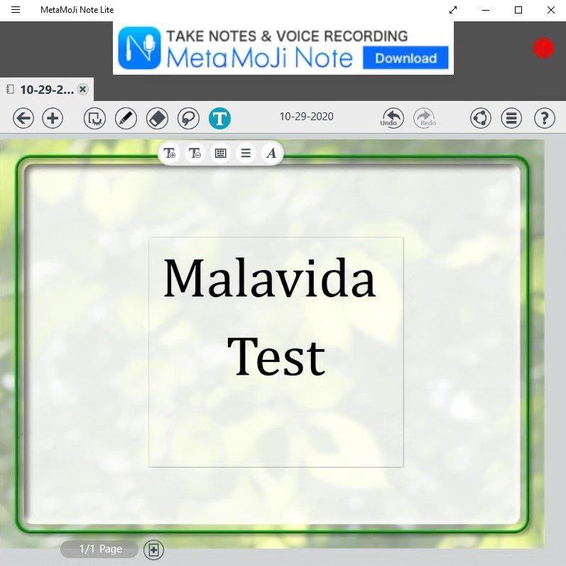 MetaMoJi Note Premium image 8