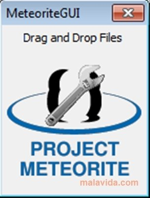 Meteorite image 3