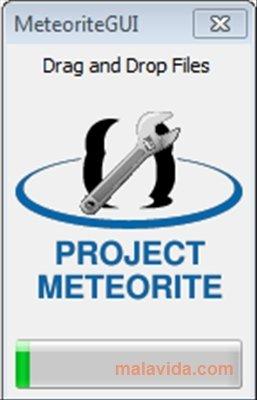 mkv meteorite