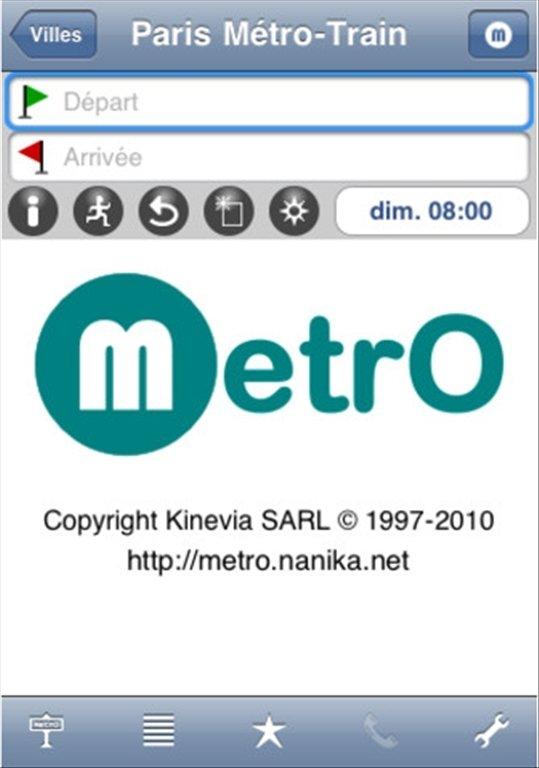 MetrO iPhone image 4