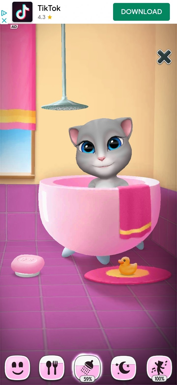 My Talking Angela 4 2 6 481 - Download for Android APK Free