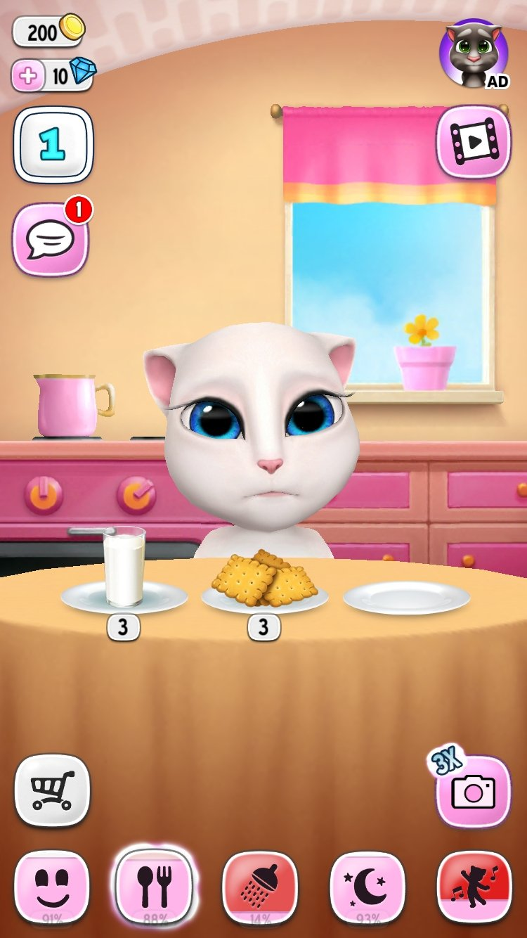 Ma Talking Angela iPhone image 5