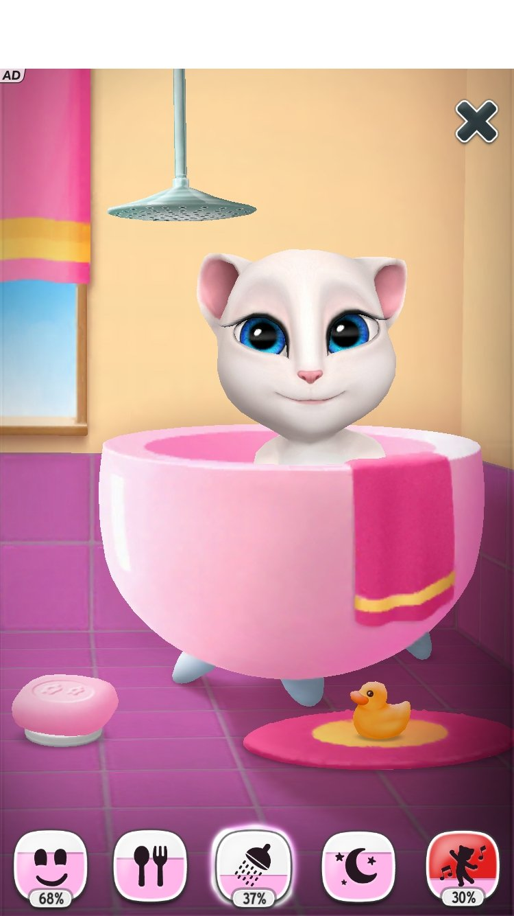 My Talking Angela - Download for iPhone Free
