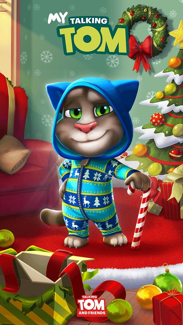 My Talking Tom iPhone image 8