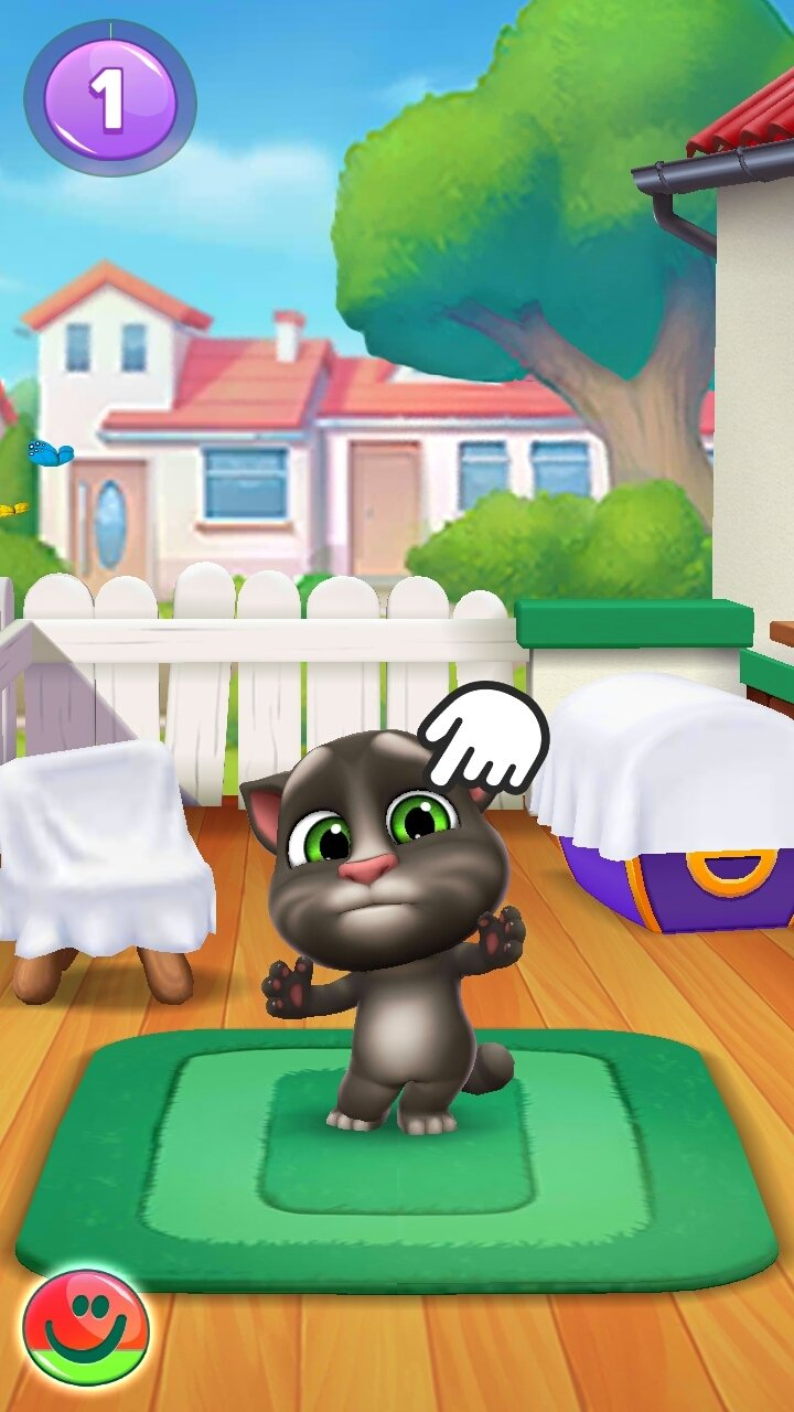 My Talking Tom 2 2 5 2 26 Download For Android Apk Free