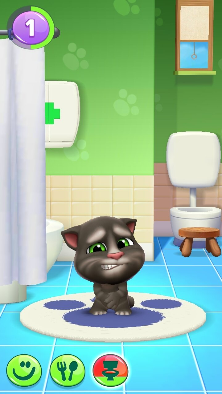My Talking Tom 2 1 5 1 587 - Download for Android APK Free