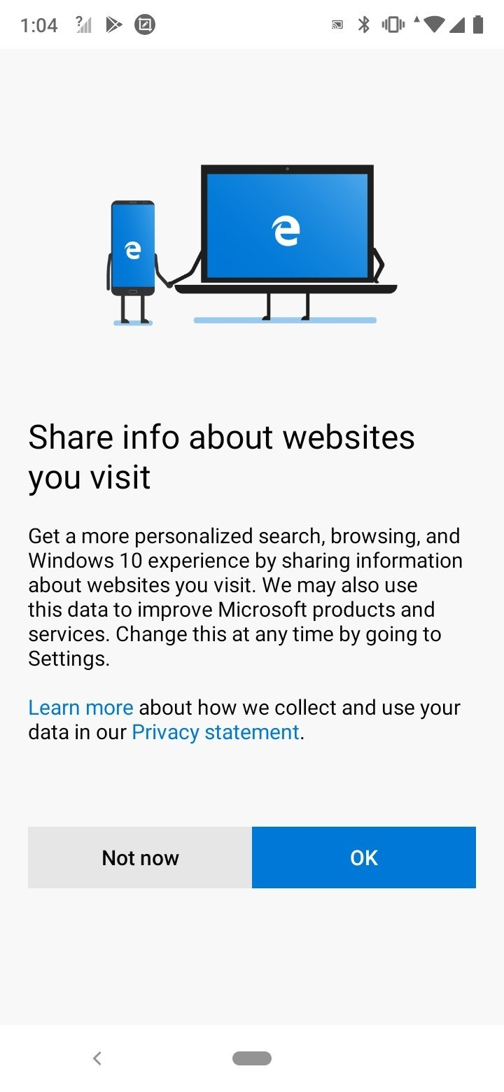 microsoft edge for android apk