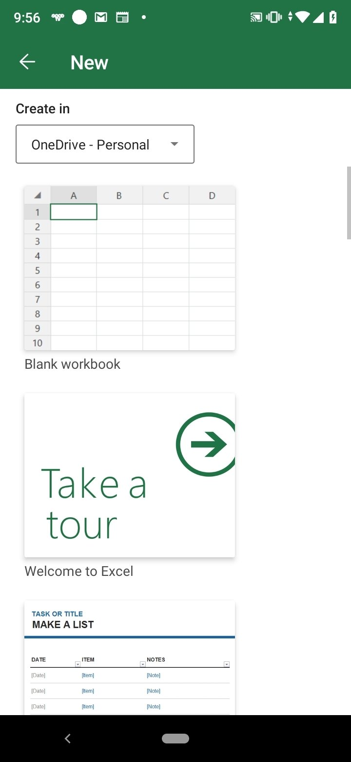 Microsoft Excel 16 0 11929 20222 - Download for Android APK Free