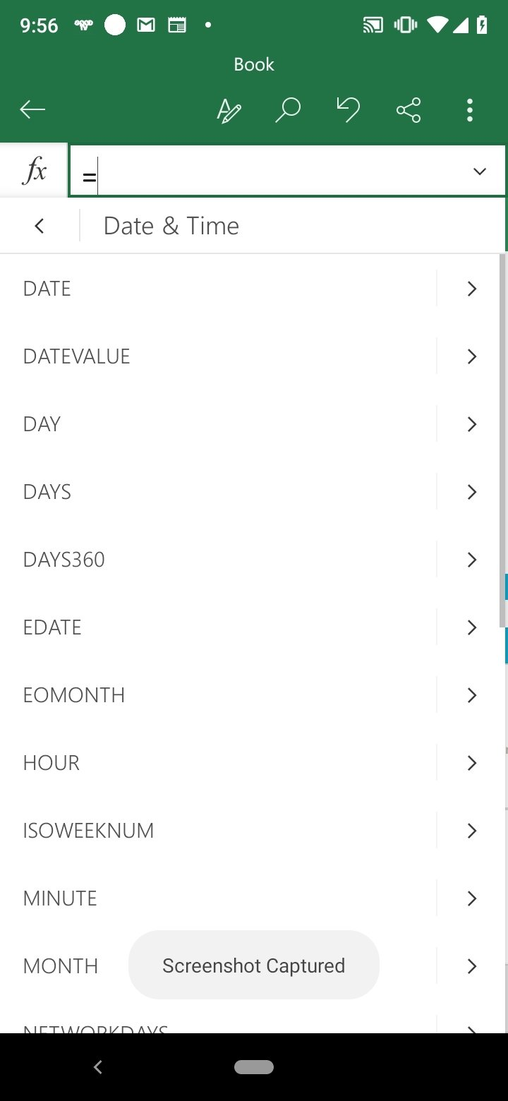 Excel for mobile free download.