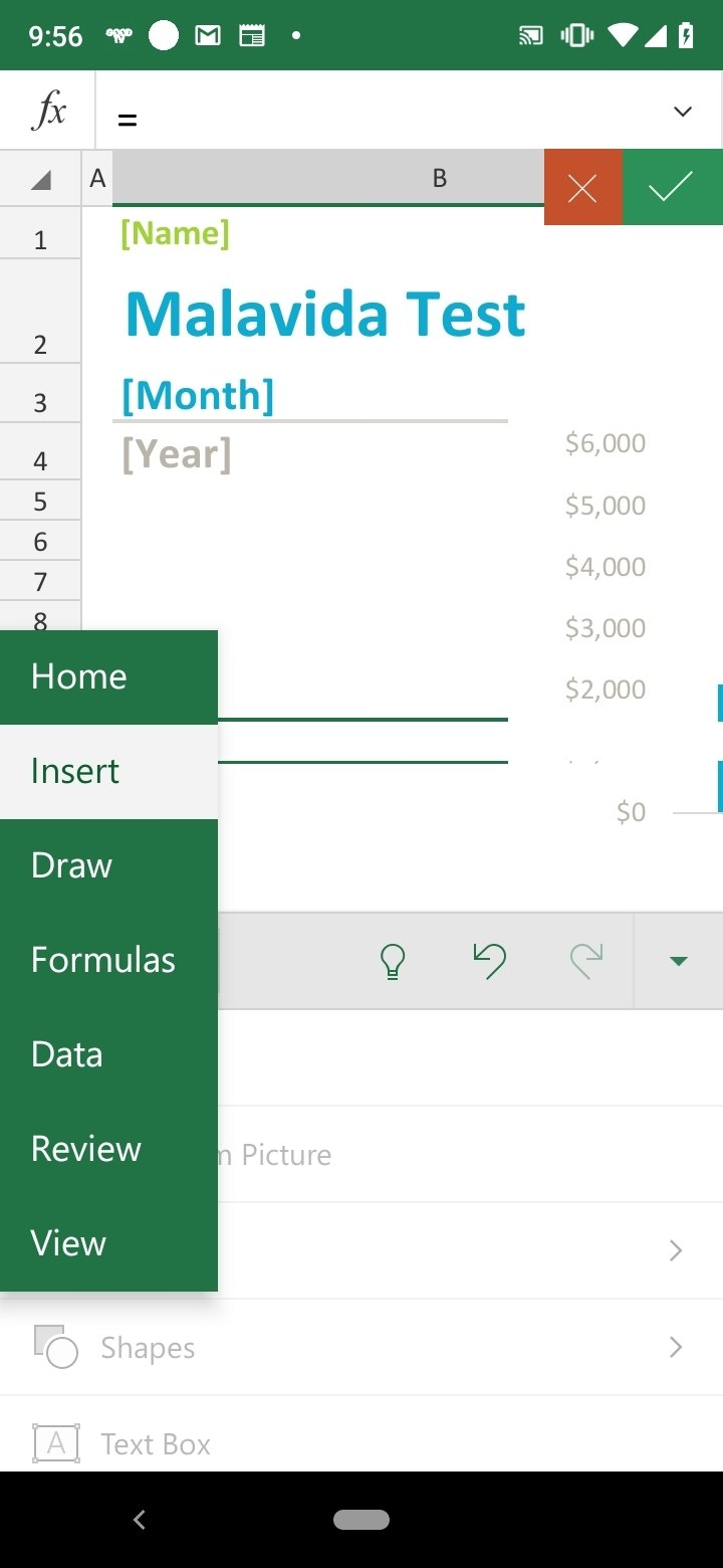 Microsoft excel 16. 0. 11231. 20088 download for android apk free.