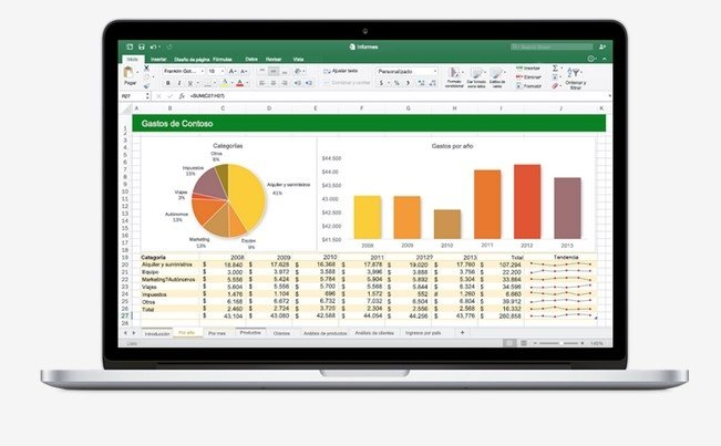 microsoft excel mac os x free download
