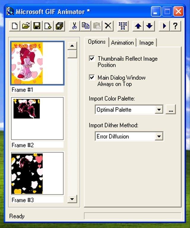 Microsoft Gif Animator image 2