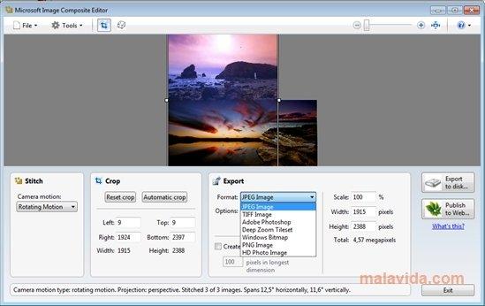 descargar editor de imagenes pc