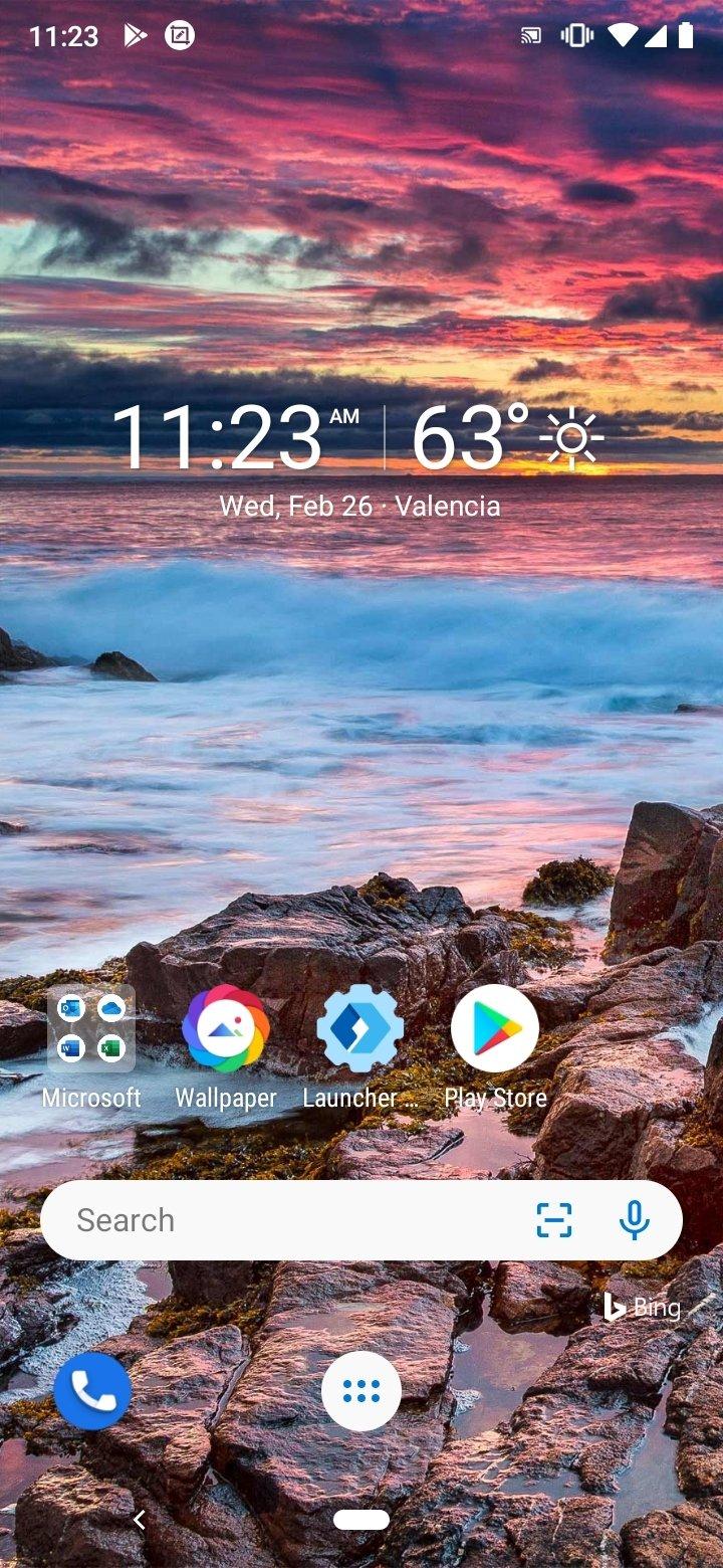 Microsoft Launcher 5 6 2 52897 - Descargar para Android APK
