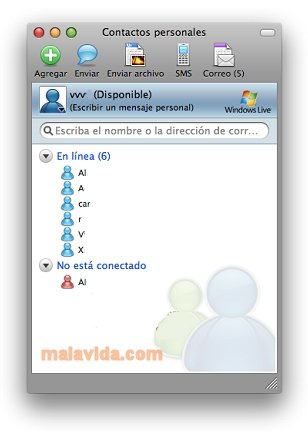 What is microsoft messenger for mac