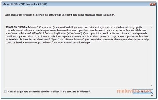 ms office 2010 update download