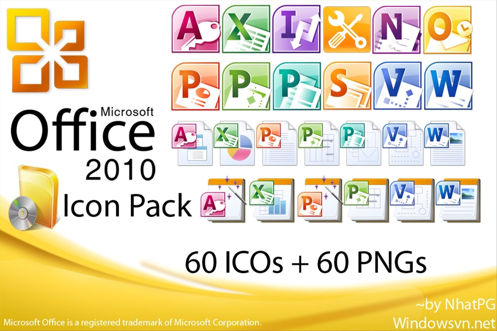 download microsoft office 2010 iconpack free. Black Bedroom Furniture Sets. Home Design Ideas