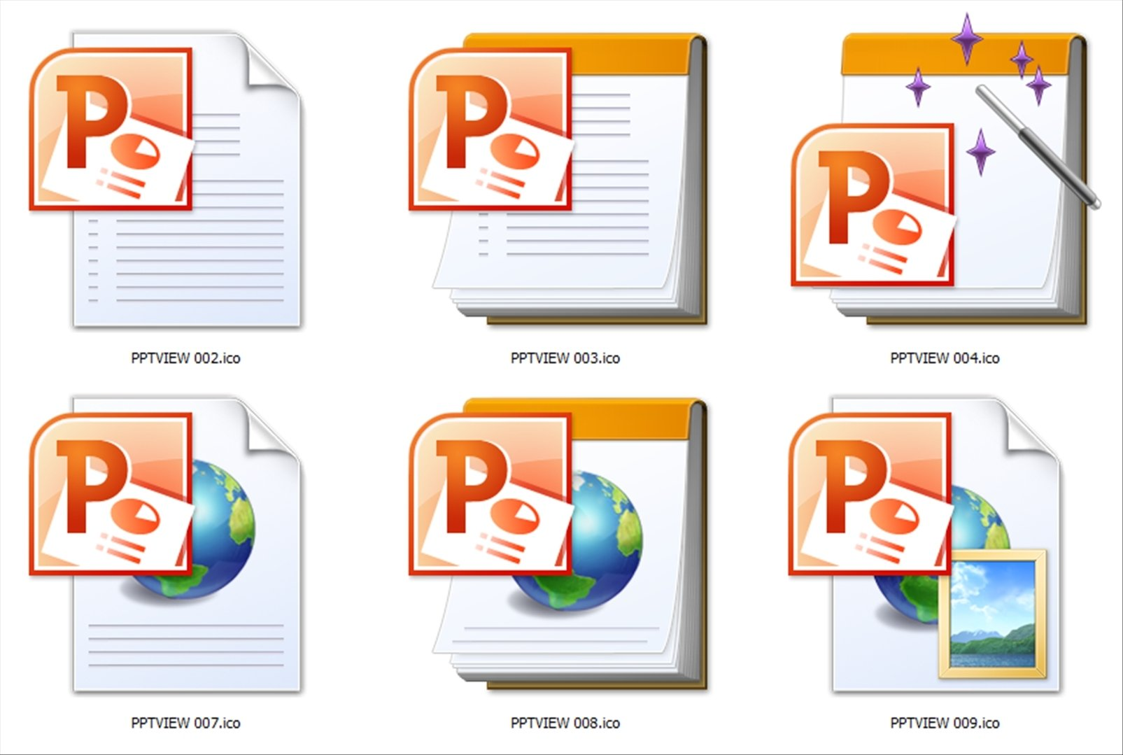 Microsoft Office 2010 IconPack - Download for PC Free