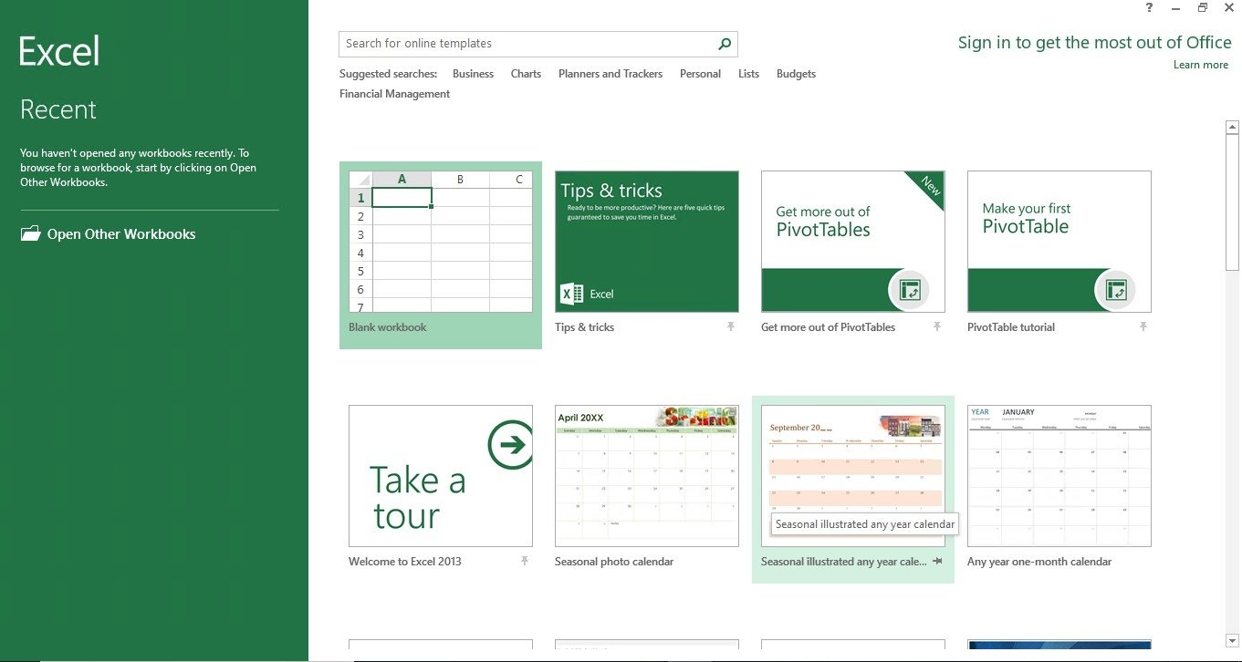 office excel free download 2013