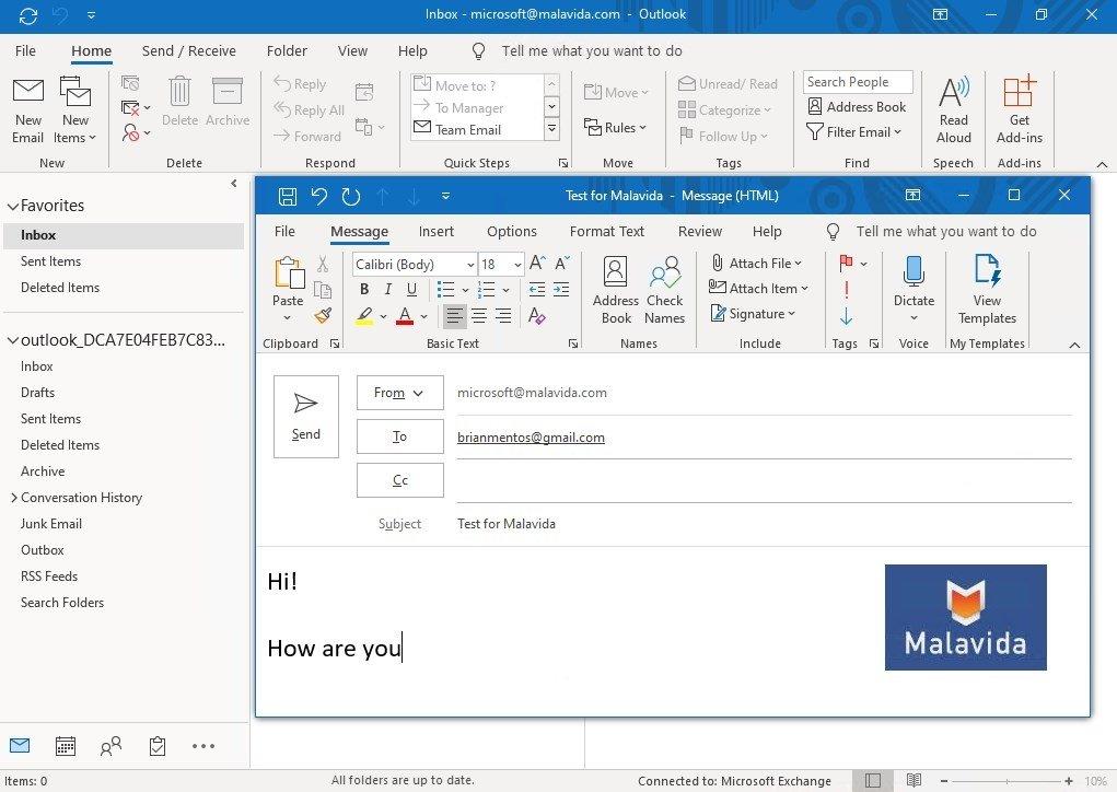 Microsoft Outlook image 8
