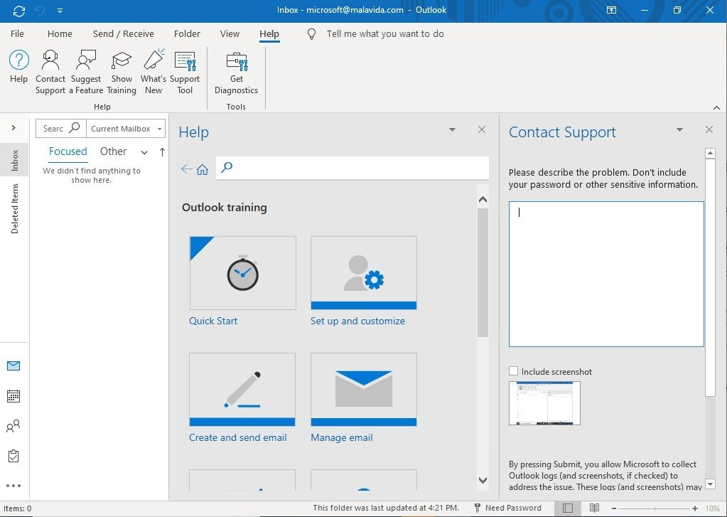 Microsoft outlook 2016 16. 0. 9226. 2114 download for pc free.