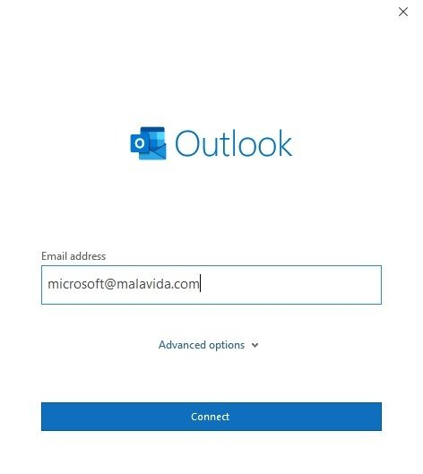 Microsoft Outlook on Windows 10 Outlook Express