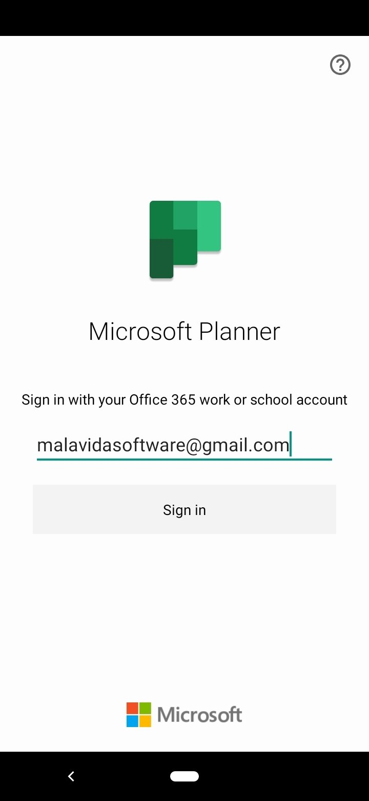 Microsoft Planner Android image 4