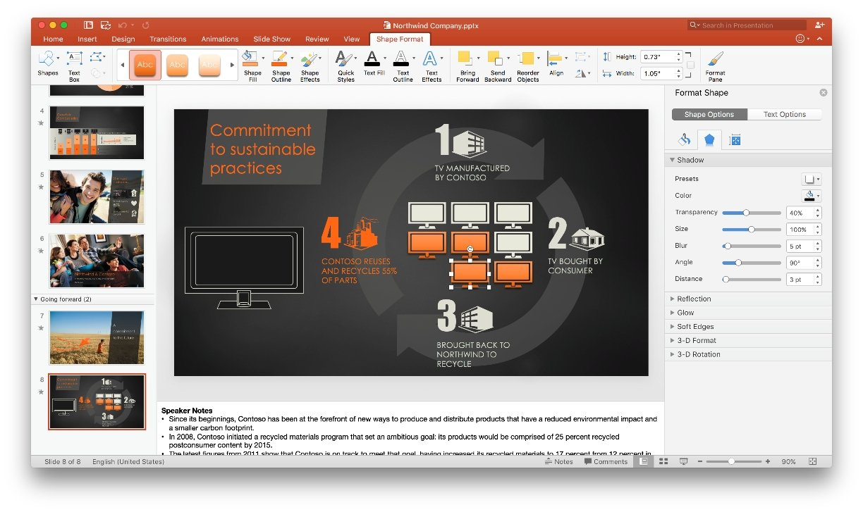 microsoft powerpoint for mac free trial