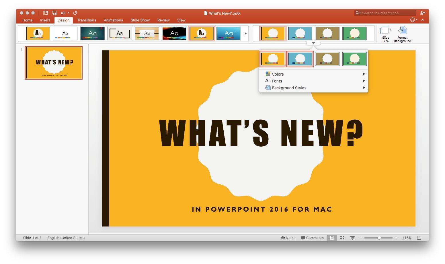 Microsoft Powerpoint 2016 Télécharger Pour Mac Gratuitement