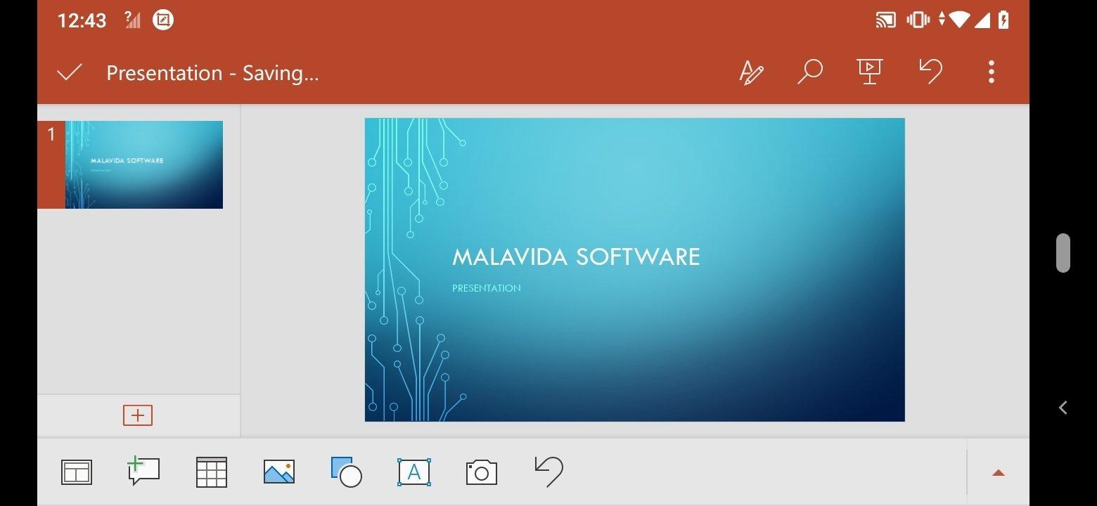 microsoft powerpoint 16 0 11126 20063 descargar para android apk